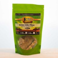 Green Chile Pinon Brittle
