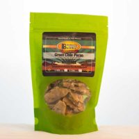Green Chile Pecan Brittle