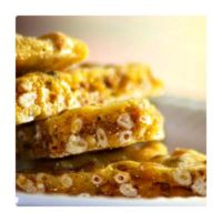 Pinon Green Chile Brittle
