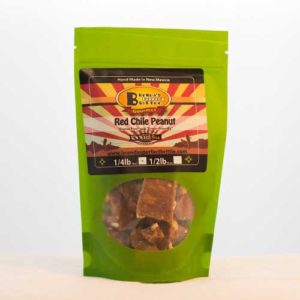 NM Red Chile Peanut Brittle
