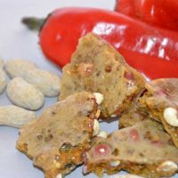 Peanut Red Chile Brittle