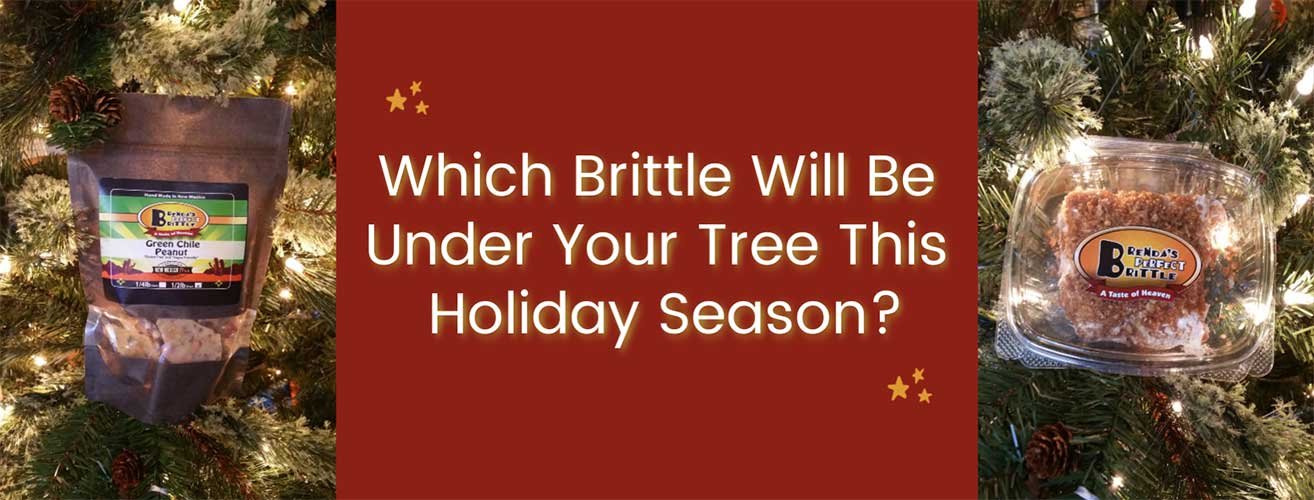 Brenda's Perfect Brittle for the Holidays
